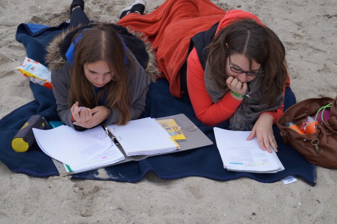 Strandlerngruppe